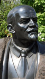 Enegreça Lenin Imagem de Stock Royalty Free