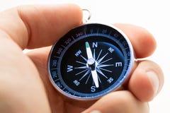 Enegreça o compasso foto de stock royalty free