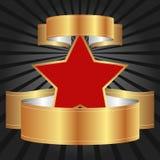 Enegreça o fundo Foto de Stock Royalty Free