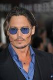 Enemigo público, Johnny Depp Foto de archivo libre de regalías