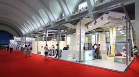 EnerChina 2010. Beijing, China stock image