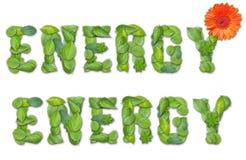 Energía Imagen de archivo libre de regalías