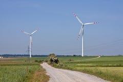 Energía alternativa Foto de archivo libre de regalías