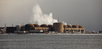 Energía atómica Fotografía de archivo libre de regalías