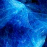Energía azul Foto de archivo libre de regalías