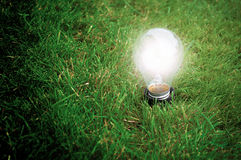 Energía cómoda de Eco Imagenes de archivo