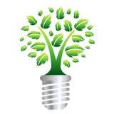 Energía de Eco stock de ilustración