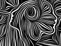 Energía de líneas internas libre illustration