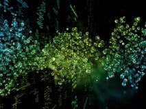 Energía de la química Imagenes de archivo