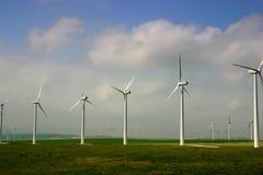 Energía del aire Foto de archivo