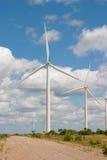 Energía eólica 2 Fotos de archivo