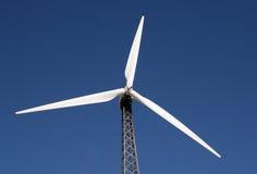 Energía eólica Imagen de archivo libre de regalías