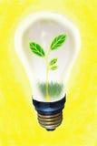 Energía limpia foto de archivo libre de regalías
