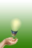 Energía limpia ilustración del vector