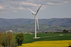Energía renovable Foto de archivo