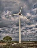 Energía renovable Imagen de archivo libre de regalías