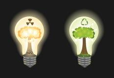 Energía segura Fotografía de archivo libre de regalías