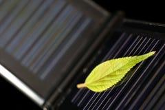 Energía solar Fotografía de archivo