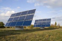 Energía solar 3ro imagenes de archivo