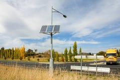 Energía solar Fotografía de archivo libre de regalías