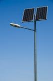 Energía solar renovable Fotografía de archivo libre de regalías