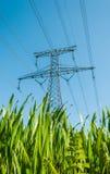 Energía verde Imagenes de archivo
