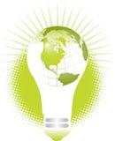 Energía verde   Imagen de archivo libre de regalías