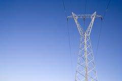 Energía de la potencia Foto de archivo libre de regalías