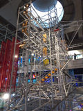 energetyczna Hong kong maszyny muzeum nauka Obrazy Royalty Free