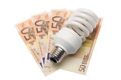 energetyczna skrytka Zdjęcie Stock