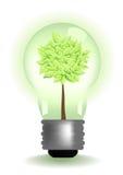 energetyczny drzewo royalty ilustracja