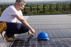 energetyczny słońce Obrazy Stock