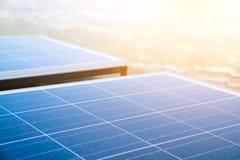 energetycznych panel odnawialny s?oneczny energia odnawialna kasetonuje s?onecznego obraz royalty free