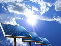 energi Royaltyfri Fotografi