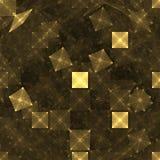 Energi av de stora pyramiderna Arkivbilder
