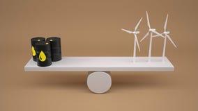 Energi - besparingbegrepp på vit bakgrund Royaltyfri Fotografi