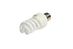 Energi - besparinglampa Royaltyfria Bilder