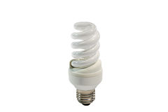 Energi - besparinglampa Royaltyfri Bild
