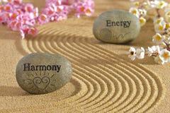 Energi och harmoni royaltyfria foton