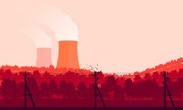 Energi och miljö Arkivfoton