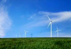 Energi och natur Arkivbild