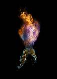 Energia Fotografia Stock Libera da Diritti