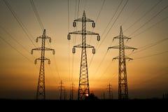 Energia Imagens de Stock