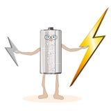 Energia Illustrazione di Stock