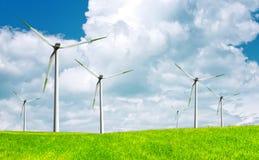 Energia alternativa Fotografie Stock