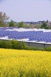 Energia alternativa Fotografia Stock