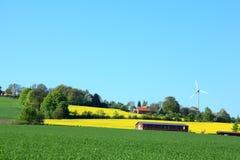 Energia alternativa. Fotografia de Stock