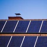 Energia alternativa Fotografia Stock Libera da Diritti