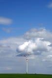 Energia alternativa Immagini Stock Libere da Diritti