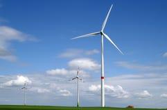 Energia alternativa immagine stock